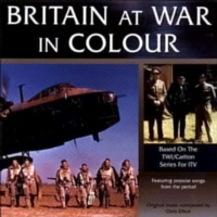 Britain At War In Colour CD